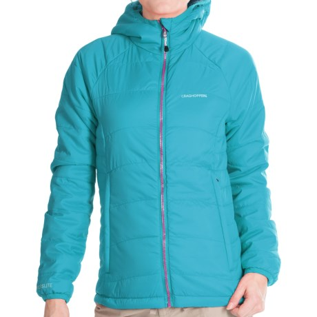 Craghoppers Compresslite Packaway Jacket - Insulated (For Women)