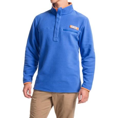 Columbia Sportswear PFG Harbourside Fleece Pullover Jacket (For Men)