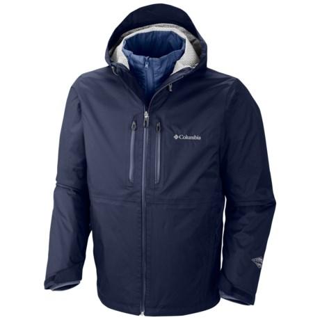 Columbia Sportswear Northwest Traveler Omni-Heat® Interchange Jacket - Waterproof, Insulated, 3-in-1 (For Men)