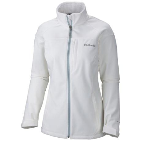 Columbia Sportswear Prime Peak Omni-Wind® Block Soft Shell Jacket (For Women)