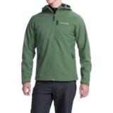 Columbia Sportswear Ascender Omni-Shield® Hooded Soft Shell Jacket (For Men)