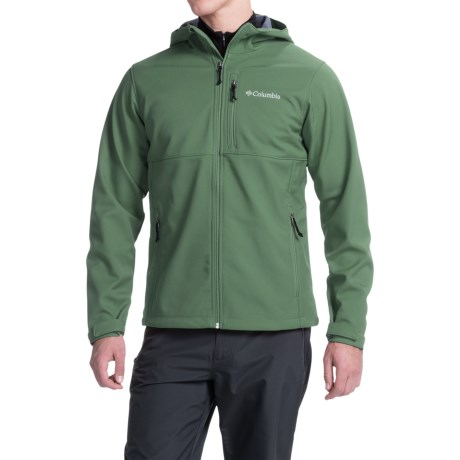 Columbia Sportswear Ascender Omni-Shield® Hooded Soft Shell Jacket (For Men)