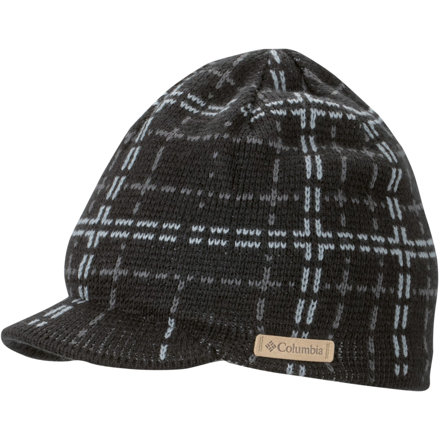 47e7a5bc207 Columbia Sportswear Northern Peak Omni Wick® Visor Beanie Hat (For Men and  Women)