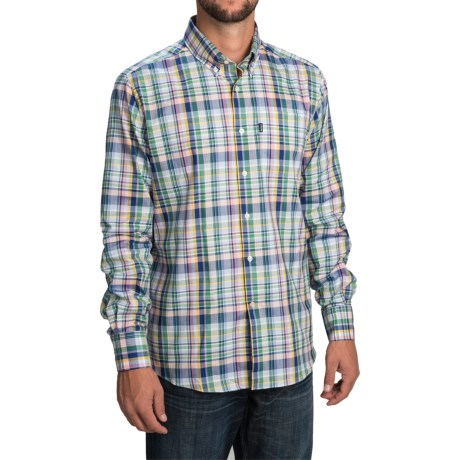 Barbour Douglas Shirt - Tailored Fit, Long Sleeve (For Men)