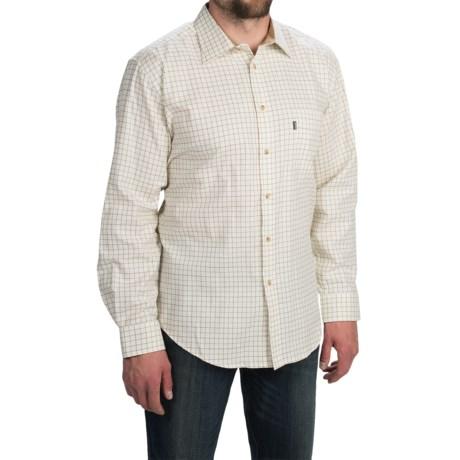 Barbour Tattersall Shirt - Long Sleeve (For Men)