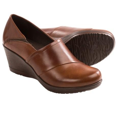 Dansko Rosaline Wedge Shoes (For Women)