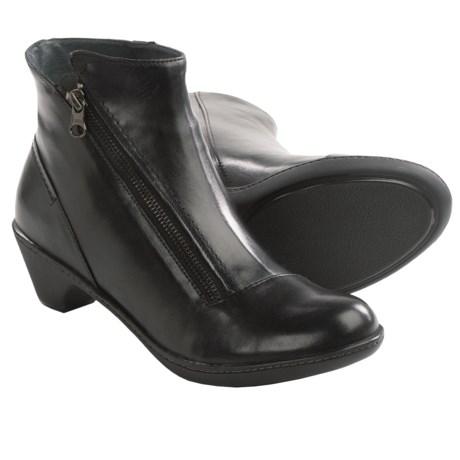 Dansko Billie Side Zip Boots (For Women)