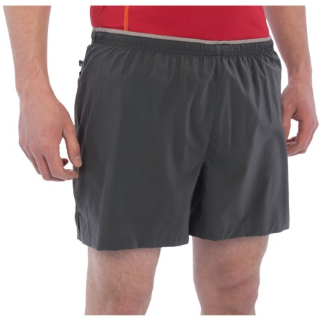 "Brooks Sherpa IV 5"" Shorts - Built-In Briefs (For Men)"