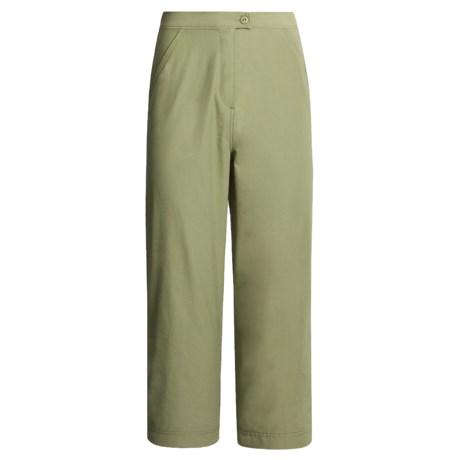 Unique Regatta Womens/Ladies Maleena Coolweave Cotton Capri Pants Trousers - Regatta Trousers U0026 Shorts ...