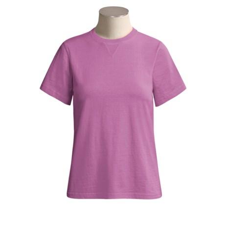 Woolrich First Forks T-Shirt - Short Sleeve (For Women)