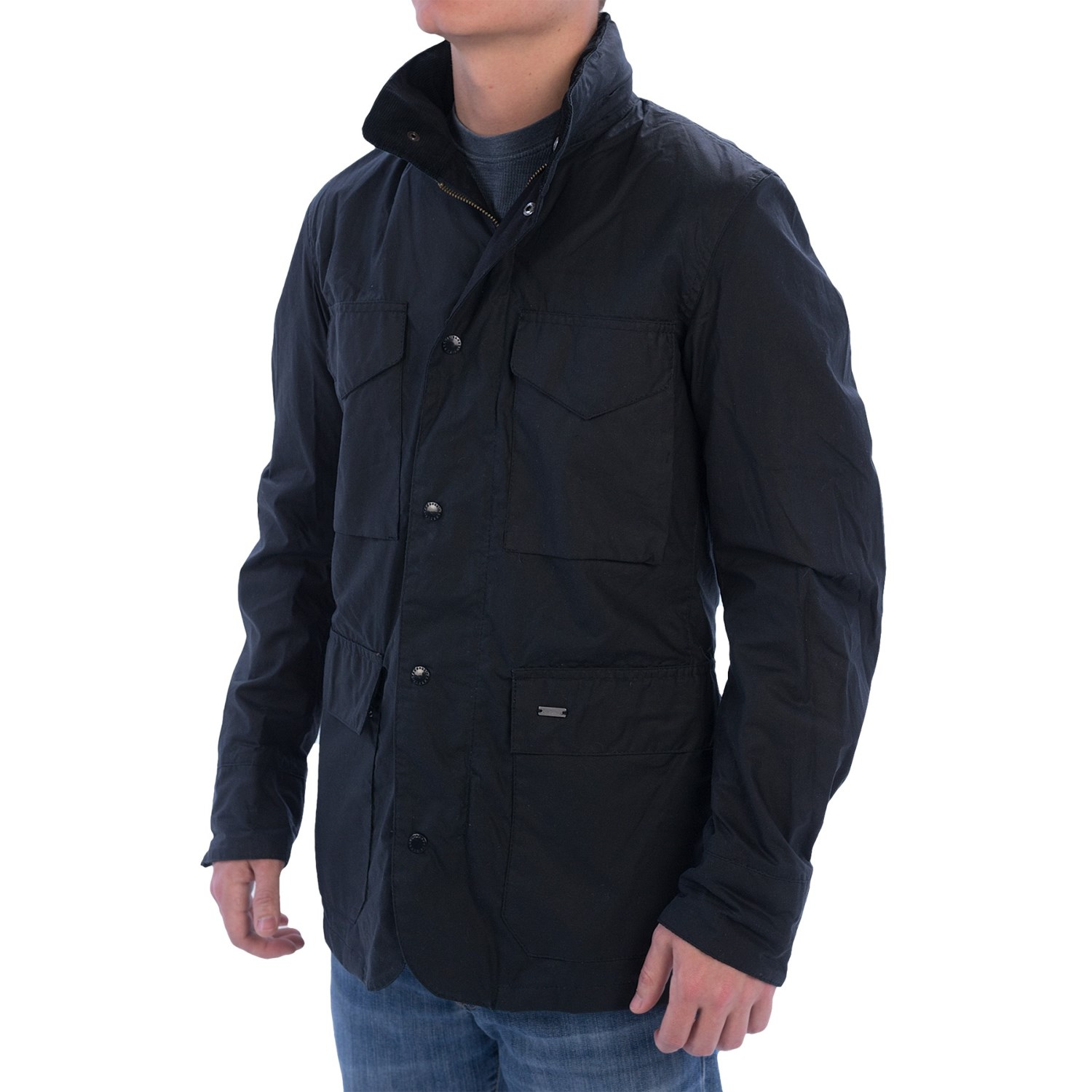 Barbour Mens Sapper Waxed Jacket Olive Review - Adventure ...