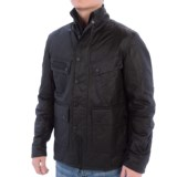 Barbour International Trail Quilted Jacket - Ecowax Cotton (For Men)