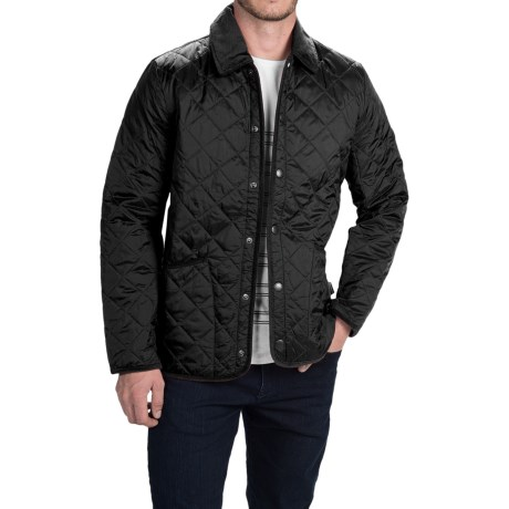 Best Quilted Jacket! - Review of Barbour Tony Heritage Diamond ... : best quilted jacket - Adamdwight.com
