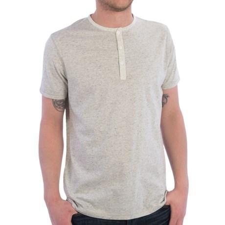 Barbour Henley Shirt - Short Sleeve (For Men)