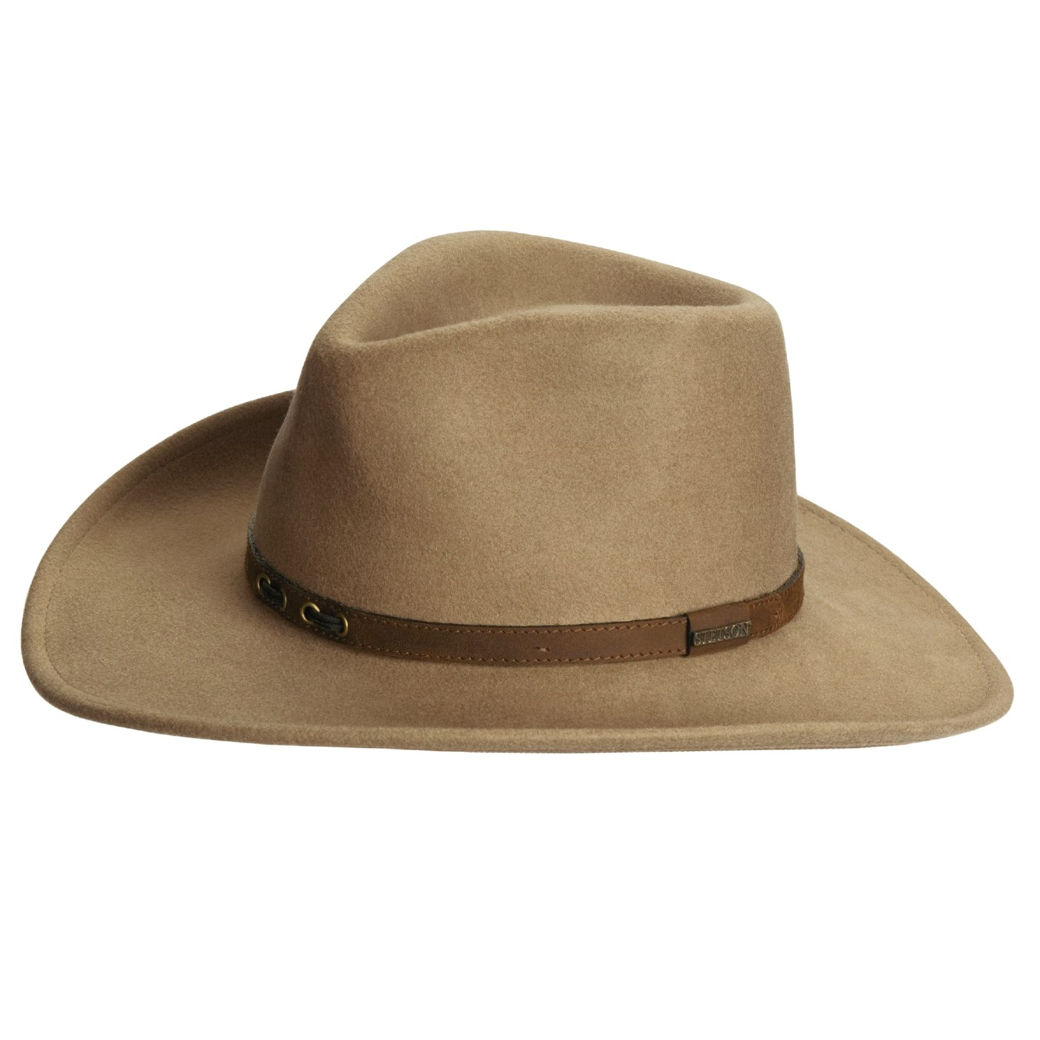 stetson whitewood crushable hat for and 89647