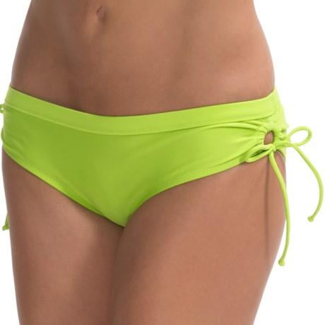Roxy White Wash Bikini Bottoms - UPF 50+ (For Women)