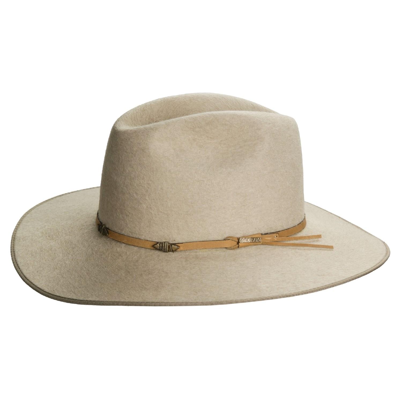 stetson gun club arrow hat for and 89677