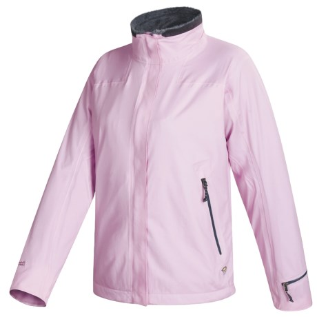 Mountain Hardwear Backstage Jacket - Soft Shell (For Women)