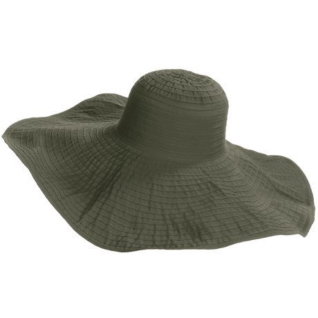 Scala Big-Brim Pool Hat (For Women)