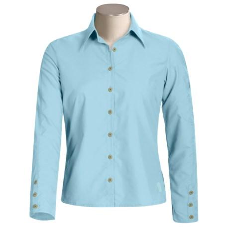 Mountain Hardwear Transit Shirt - Long Sleeve (For Women)
