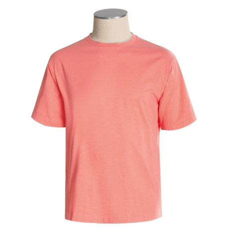 Orvis World's Most Comfortable Stretch T-Shirt - Short Sleeve (For Men)