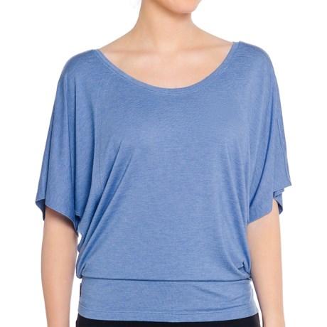 Lole Audrey 3 Shirt - Modal, Short Sleeve (For Women)