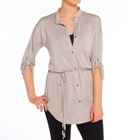 Lole Rory Tunic Blouse - 3/4 Sleeve (For Women)