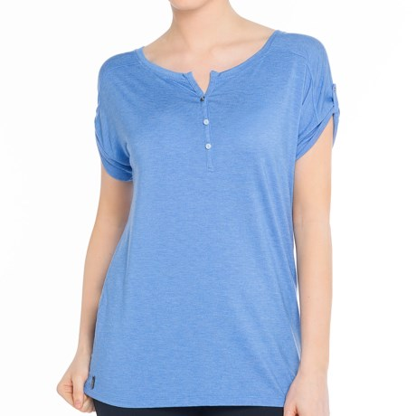 Lole Avery Shirt - Short Sleeve (For Women)
