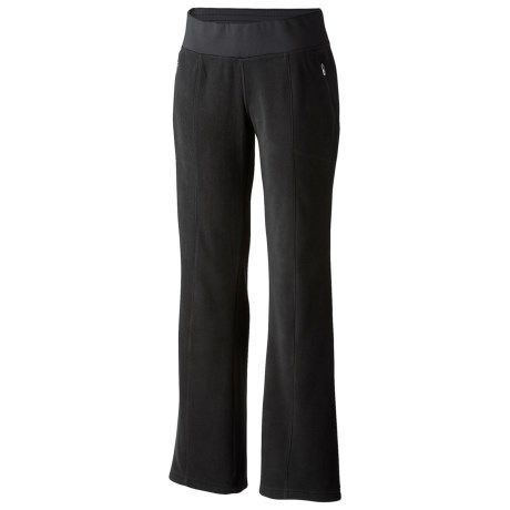 Columbia Sportswear Fast Trek Fleece Pants (For Plus Size Women)