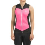 SUGOi Evolution Cycling Jersey - Full Zip, Sleeveless (For Women)