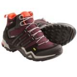 adidas outdoor Terrex Fast X GTX High Gore-Tex® Hiking Boots - Waterproof (For Women)