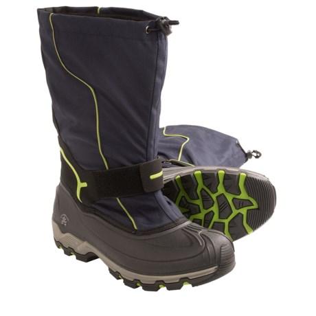 Kamik Whitehills Pac Boots - Waterproof, Insulated (For Men)