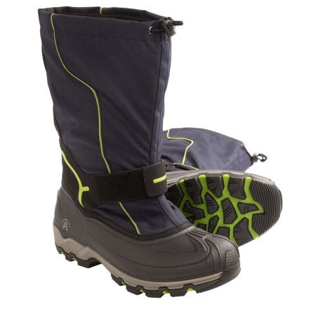 Kamik Whitehills Pac Boots - Waterproof, Insulated (For Men)