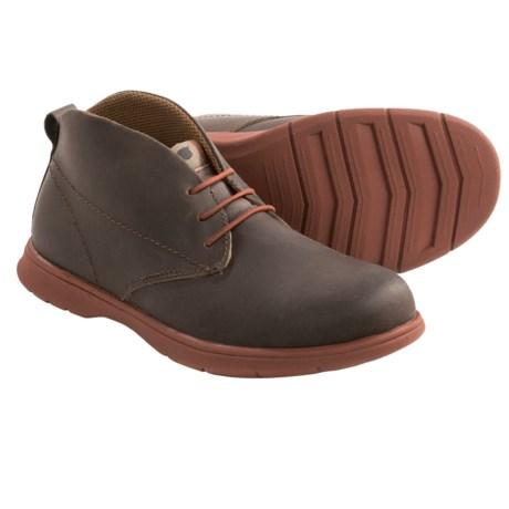 Florsheim Flites Chukka Boots - Leather (For Boys)