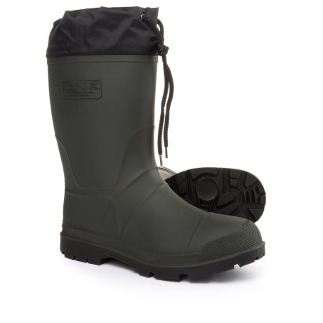 Kamik Grippers 2 Rubber Boots - Waterproof, Insulated (For Men)