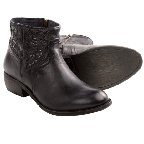 Taos Footwear Dove Ankle Boots - Leather (For Women)