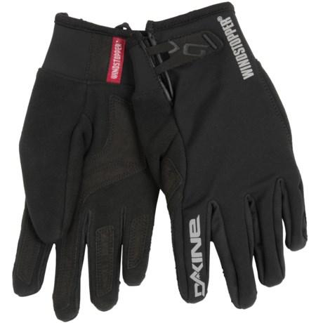 DaKine Blockade Gloves - Windstopper® Fleece (For Men)