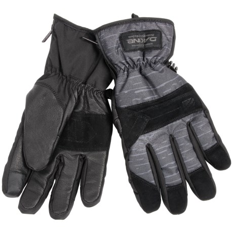 DaKine Duster Snow Gloves - Waterproof, Insulated (For Men)