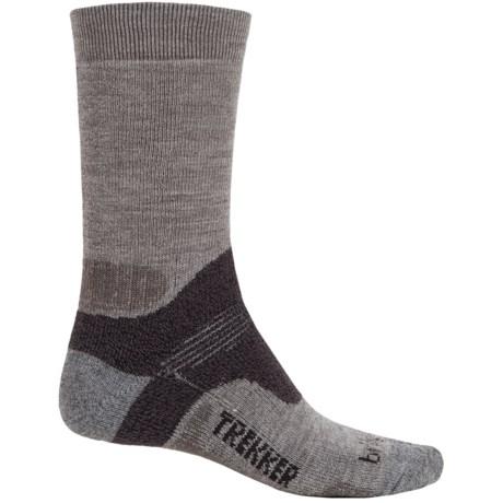 Bridgedale WoolFusion Trekker Tactical Boot Socks - Crew (For Men)