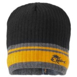 Screamer Mohawk Dude Knit Beanie Hat (For Little and Big Kids)