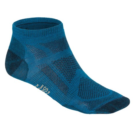 SmartWool Outdoor Sport Ultralight Micro Socks - Merino Wool, Below the Ankle (For Men and Women)