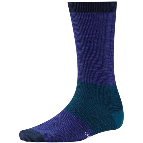 SmartWool Feathered Incline Socks - Merino Wool, Mid Calf (For Men)