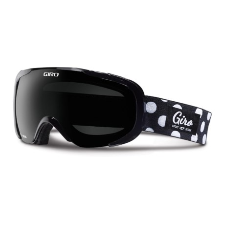 Giro Flash Ski Goggles (For Women)