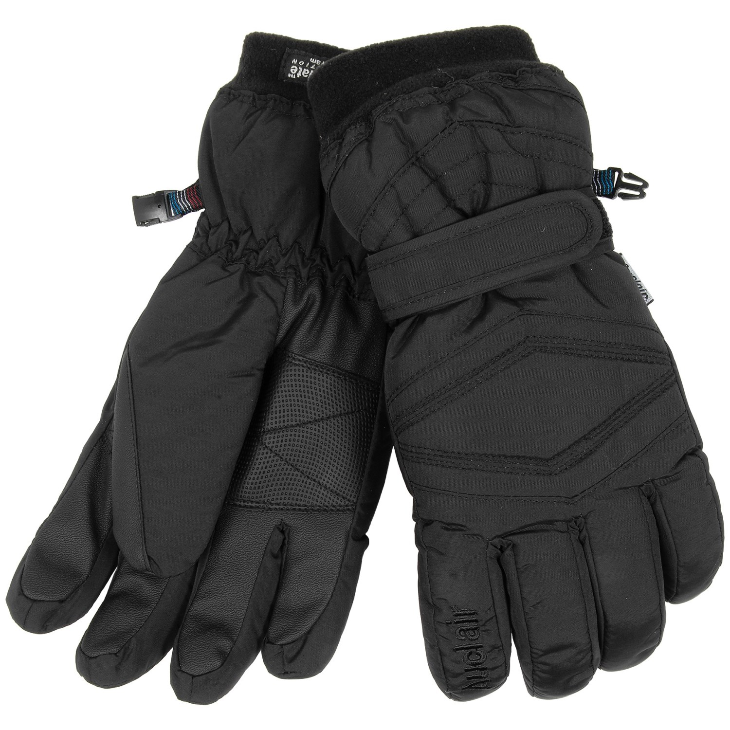 Mens leather insulated gloves - Click To Expand