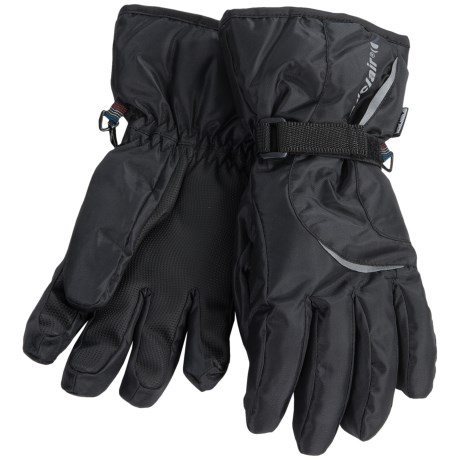 Auclair Reflective Trim Gloves (For Men)