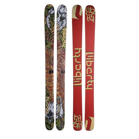 Liberty Double Helix Skis