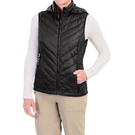 32 Degrees Packable Down Vest - 650 Fill Power (For Women)