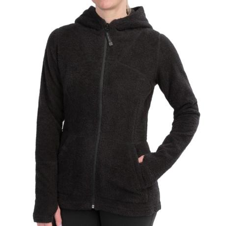 Hot Chillys Pico Fleece Jacket - Zip Front (For Women)