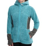 Hot Chillys Pico Fleece Jacket - Zip Front (For Women)