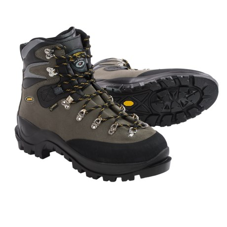 Asolo Aconcagua Gore-Tex® Mountaineering Boots - Waterproof (For Men)